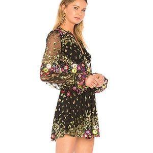 Lovers + Friends Dresses - Lovers + Friends Dress Mini Blk Kensington XS NEW!